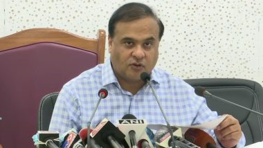 Assam Assembly Elections 2021: BJP Leader Himanta Biswa Sarma Gets 48 Hours Campaign Ban for Remark Against Hagrama Mohilary