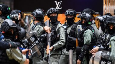 Hong Kong Police Make First Arrests Under National Security Law Imposed by China