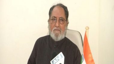 India-China Face-Off Row at Ladakh: Husain Dalwai, Congress Leader, Takes Potshot at RSS, Says 'Why Send Soldiers? Send RSS People'