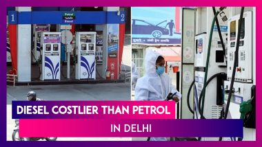 Why Diesel Has Become Costlier Than Petrol In Delhi For The First Time?