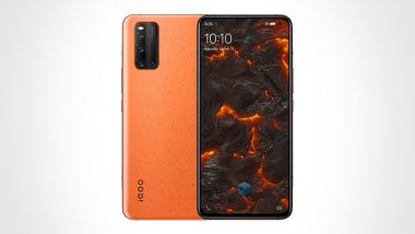iQOO 3 Volcano Orange Colour Variant Launching Tomorrow in India; Prices, Features & Specifications