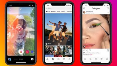 Instagram Launches Reels After TikTok Ban in India
