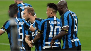 Inter Milan vs Sassuolo, Serie A 2019–20 Free Live Streaming Online & Match Time in IST: How to Get Live Telecast on TV & Football Score Updates in India?