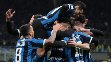 Inter Milan vs Sampdoria, Serie A 2019–20 Free Live Streaming Online & Match Time in IST: How to Get Live Telecast on TV & Football Score Updates in India?
