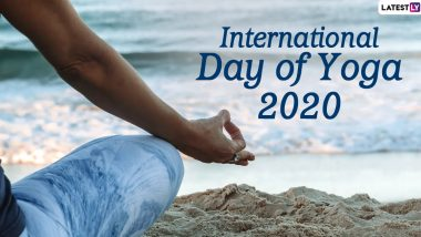 International Day Of Yoga 2020 Images Hd Wallpapers For Free Download Online Wish Happy Yoga Day With Whatsapp Stickers And Gif Greetings Latestly