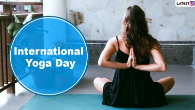 International Day of Yoga 2020 Date, Theme & Significance: Know More About the Importance of The Ancient Practice and Why You Must Perform 'Yoga at Home with Family' amid Coronavirus