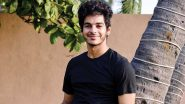 Ishaan Khatter Responds to a Netizen Who Trolls Him For Sharing a #BlackoutTuesday Post, Says 'Time To Show Solidarity For The Entire World As One, Not To Find Faults'