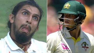 Ishant Sharma Recalls Mocking Steve Smith With Bizarre Facial Expression During India vs Australia Test in 2017