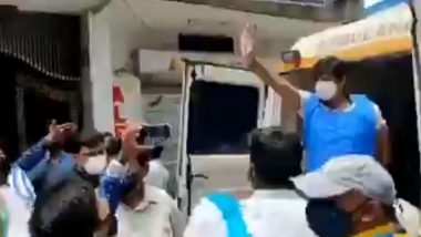 Bengaluru Corporator Contracts Coronavirus, Greets Supporters Before Leaving For Hospital; FIR Registered After Video Goes Viral