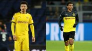 Jadon Sancho, Manuel Akanji of Borussia Dortmund Fined for Breaking Coronavirus Lockdown Rules to Get Haircuts