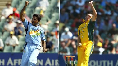 'He Was Right up There': Parthiv Patel Draws Comparison Between Glenn McGrath and Javagal Srinath