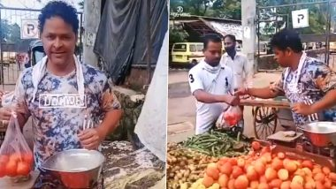 Aamir Khan's Ghulam Co-Star Javed Hyder Is Earning His Livelihood Amid the COVID-19 Pandemic by Selling Vegetables? TikTok Video Goes Viral!