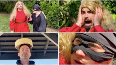 Joe Jonas, Sophie Turner, Hugh Jackman and Others Come Together for a Quarantine Version of The Princess Bride and It's Hilarious! (Watch Videos)