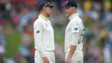 Joe Root Set to Miss First England vs West Indies Test 2020, Ben Stokes to Lead the Side: Report