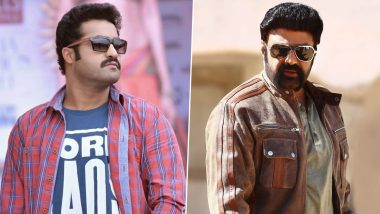 Nandamuri Balakrishna Turns 60 Today! Jr NTR Extends Heartwarming Birthday Wishes To The Tollywood Superstar On Twitter (View Post)