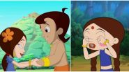 Chhota Bheem Pics and Videos With Indumati Will Make Chutki Fans Shout #JusticeForChutki