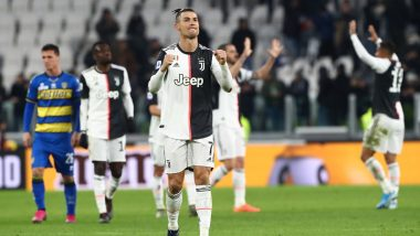 Juventus vs Verona Live Streaming Online & Match Time in IST: How to Get Free Live Telecast of Serie A 2020–21 on TV & Football Score Updates in India?