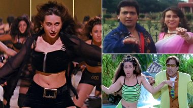 Karisma Kapoor Birthday Special: Le Gayi Le Gayi to What Is Mobile Number, 7 Songs Where Lolo Danced Her Way To Our Hearts!