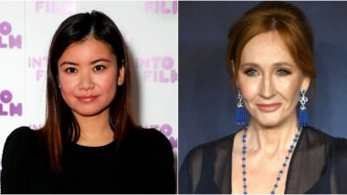 Harry Potter's Cho Chang aka Katie Leung Reacts to JK Rowling's Transphobia Row With a Powerful Twitter Thread
