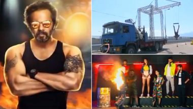 Khatron Ke Khiladi 10 Promo: Rohit Shetty Promises New Episodes Packed With Action, Thrill and Entertainment (Watch Video)