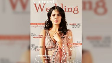 Kirti Kulhari, Gorgeous and Glowing as a Demure Bride for Cultured Wedding Magazine's Quarantine Issue This Month!