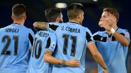 Lazio vs Marseille, UEFA Europa League 2021-22 Live Streaming Online: Get Free Live Telecast of Football Match in IST