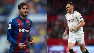 LET vs SEV Dream11 Prediction in La Liga 2019–20: Tips to Pick Best Team for Levante vs Sevilla Football Match