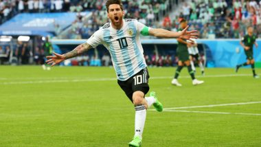 Lionel Messi Cleared by CONMEBOL to Play in Argentina's Opening 2022 World Cup Qualifier Match Against Ecuador in October