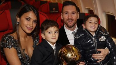 Lionel Messi Birthday Special: 10 Pictures of Argentine Star Which Will Give You Family Goals!