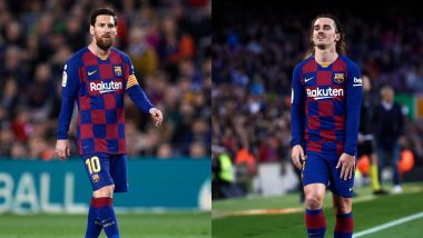 Barcelona vs Athletic Bilbao, La Liga 2019-20: Lionel Messi, Antoine Griezmann and Other Players to Watch Out in BAR vs ATH Football Match