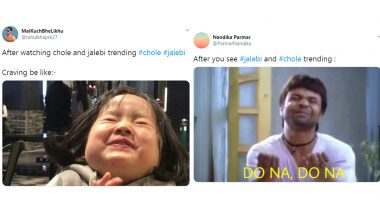 Litti, Chole, Idly and Jalebi are Trending on Twitter; Hungry Netizens Share Funny Memes and Jokes on Their Favourite Breakfast Snacks