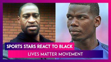 Sports Stars React to George Floyd's Killing, Join Black Lives Matter Movement