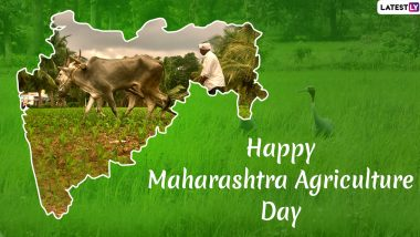 Maharashtra Krishi Din 2020 Wishes & Agriculture Day HD Images: WhatsApp Messages, Farming Quotes, Facebook Photos and SMS to Send Greetings on July 1