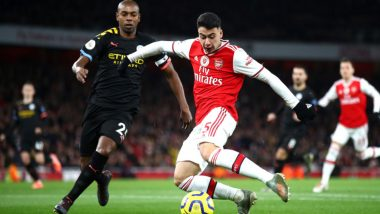 Arsenal vs Manchester City, FA Cup 2019–20 Live Streaming on SonyLiv: Check Live Football Score, Watch Free Telecast of ARS vs MCI Semi-Final on TV and Online