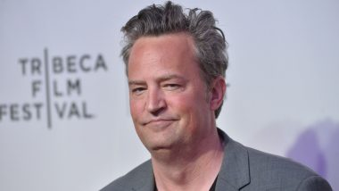 Matthew Perry Shares a Powerful Post in Support of the #BlackLivesMatter Movement, Says 'Want to Learn How to Be a Better Ally'
