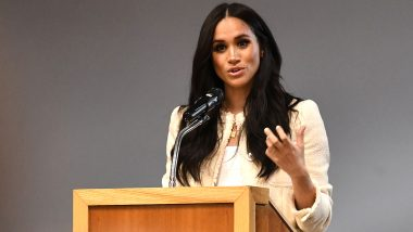 Meghan Markle Opens Up On George Floyd's Death, Terms The Current Scenario In The US As 'Devastating'