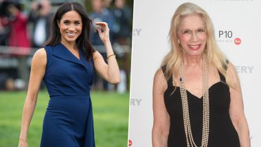 Meghan Markle Wants to Run for US President! Lady Colin Campbell Claims Former Actress Has Political Ambitions Ahead of Her Book 'Meghan and Harry: The Real Story' Release