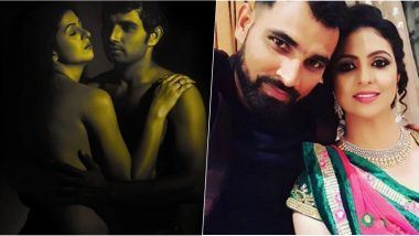 Topless Hasin Jahan Poses Seductively With Ex-Husband Mohammed Shami in This UNSEEN Raunchy Picture!