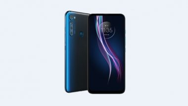 Motorola One Fusion+ Online India Sale Today at 12 Noon via Flipkart, Check Prices & Offers