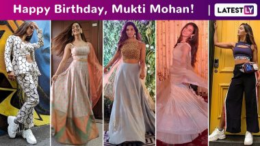 Mukti Mohan Birthday Special: Chicness Galore, This Stunner Flips Styles Faster Than We Can Blink!