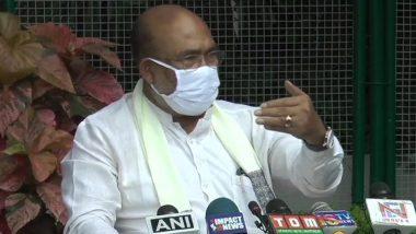 Manipur Assembly Trust Vote Result: N Biren Singh-Led BJP Govt Wins Confidence Motion After Hectic Day-Long Debate