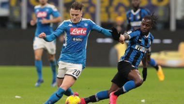 Inter Milan vs Napoli, Serie A 2019–20 Free Live Streaming Online & Match Time in IST: How to Get Live Telecast on TV & Football Score Updates in India?