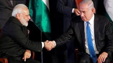 Rosh Hashanah 2020: PM Narendra Modi Wishes People of Israel, Benjamin Netanyahu And Jews on Jewish New Year