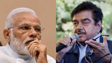 Chinese Apps Ban Row: Shatrughan Sinha Asks PM Narendra Modi to Clear Contradictions, Says 'Confusion Continues'