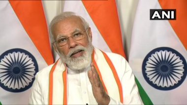 PM Narendra Modi Addresses CII Summit 2020, Appeals to Industries to Become Aatmanirbhar, Says 'I Trust India's Talent, Technology, Innovation and Intellect'