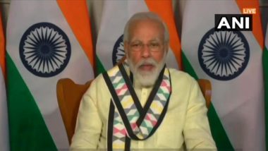 PM Narendra Modi Requests Children to Interview Their Grandparents and Elders, Learn from Them During COVID-19 Lockdown