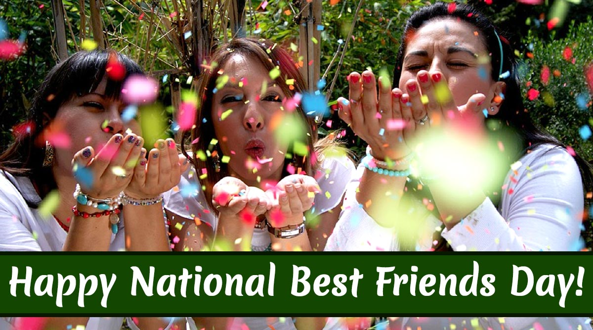 National Best Friends Day 2020 Greetings: Twitterati Wish Their Best Pal With Beautiful Messages