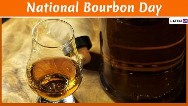 National Bourbon Day (US) 2020: From Its Name to Distillation Process, Interesting Facts About Bourbon Whiskey That You Should Know About America's Native Spirit