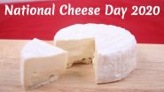 National Cheese Day (USA) 2020: From Cottage Cheese to Parmesan Cheese, 5 Types of This Dairy Product That One Should Eat!