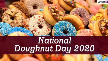 National Doughnut Day 2020: From Medicinal Donut to Largest Donut, Here Are 7 Fun Facts About Fried Dough Confection!